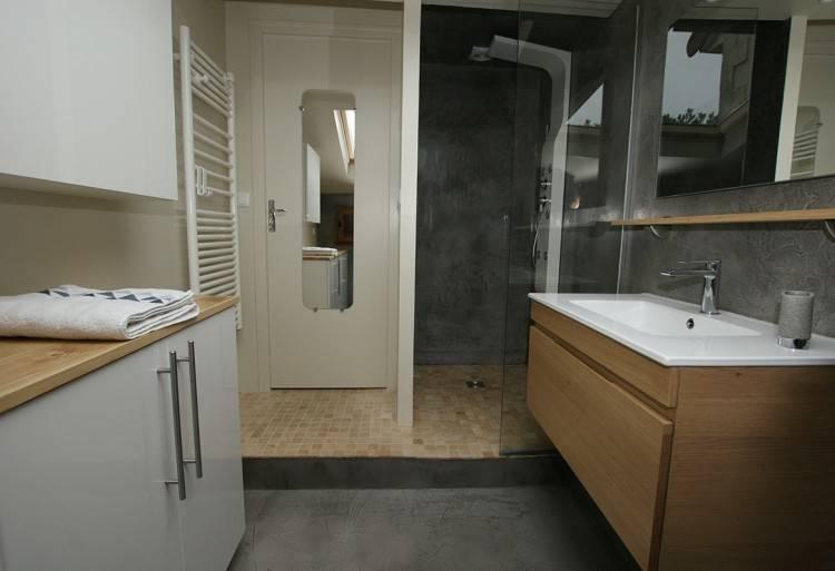 modele de salle de bains interesting marvelous exemple salle de bain douche italienne rnovation salle bains