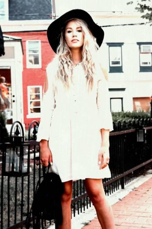 Le look bohème à adopter cet été – 99 images qui vont vous inspirer   Mode