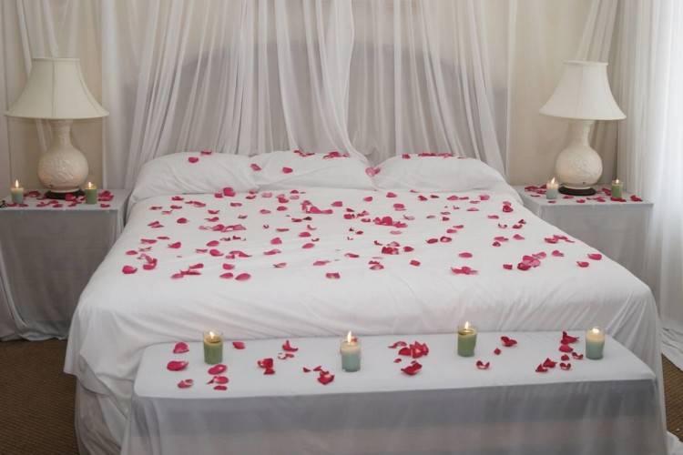 decoration chambre nuit de noce chambre a coucher