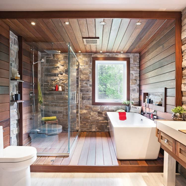salle de bain moderne bois carrelage bois salle bain pour carrelage salle  de bain alacgant 298