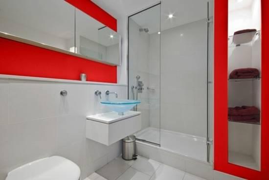 Faience Salle De Bain Moderne Rouge Pour Carrelage Salle De Bain Génial Petite Salle De Bain