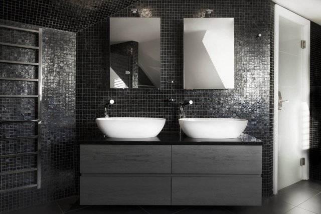 salle de bain design luxe noir et blanc cool salle de bain luxe elegant emejing meuble