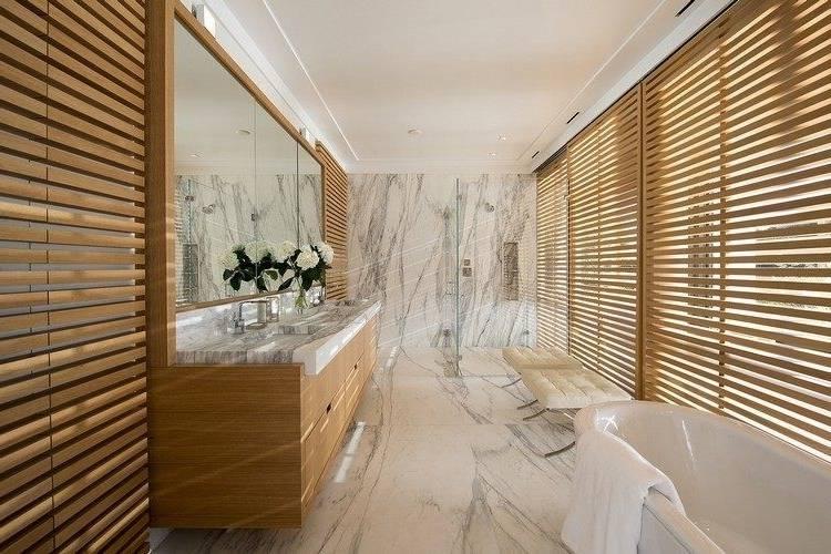 carrelage mural imitation pierre naturelle beautiful panneaux ou beau  carrelage salle de bain pierre naturelle salle
