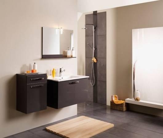 dacco salle de bains pour la douche carrelage murale en petits carracs  dacco salle de bains