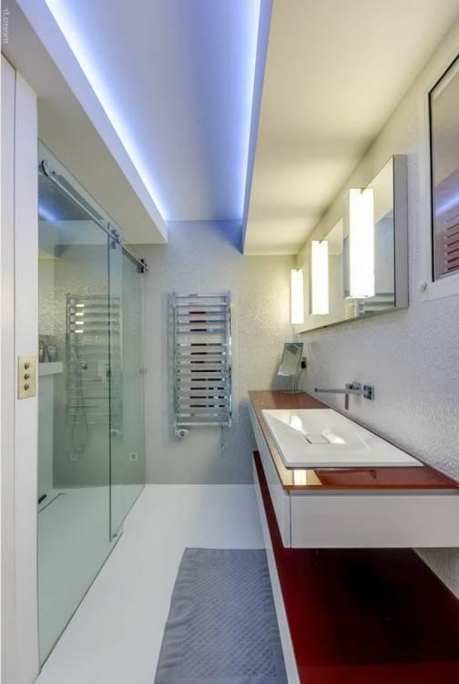 imposant petite salle bain