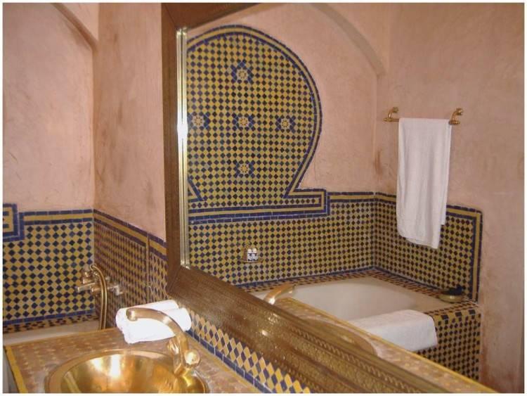 Salle De Bain Marocaine Moderne Salle De Bains Marocaine Nos Inspirations Marie Claire Salle De Bains
