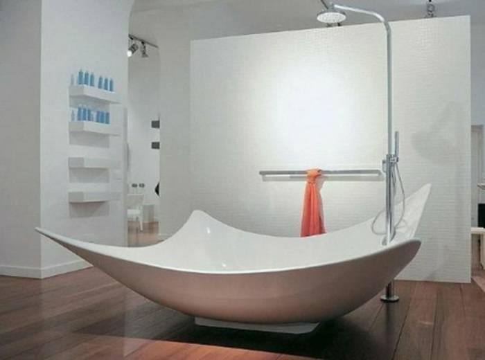 Aménagement salle de bains sans fenêtres – 30 idées magnifiques
