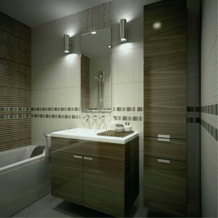 Type : Salles de bains petite salle bain moderne | projet bungalow | Salle  de Bain, Salle et Salle de