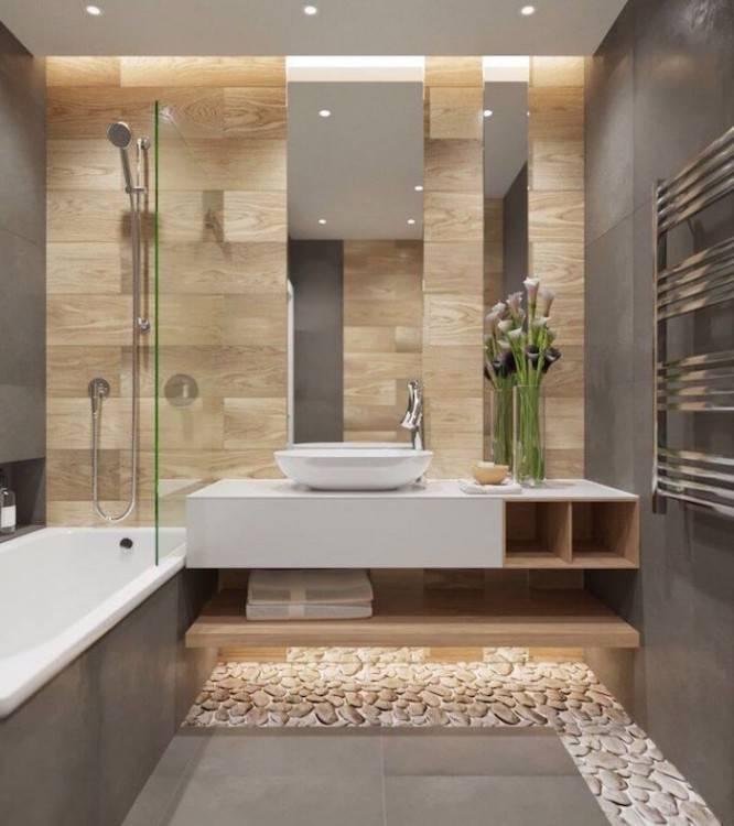 salle de bain moderne: