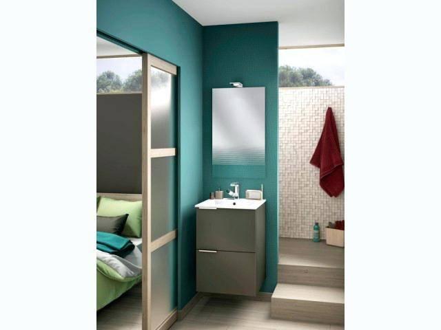 suite parentale avec salle de bain rriare et dressing moderne
