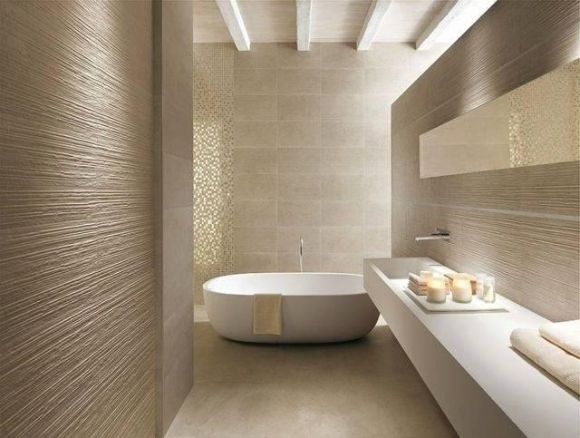 Le carrelage gris est une idée moderne pour votre salon et entrée mais surtout pour la salle de bain