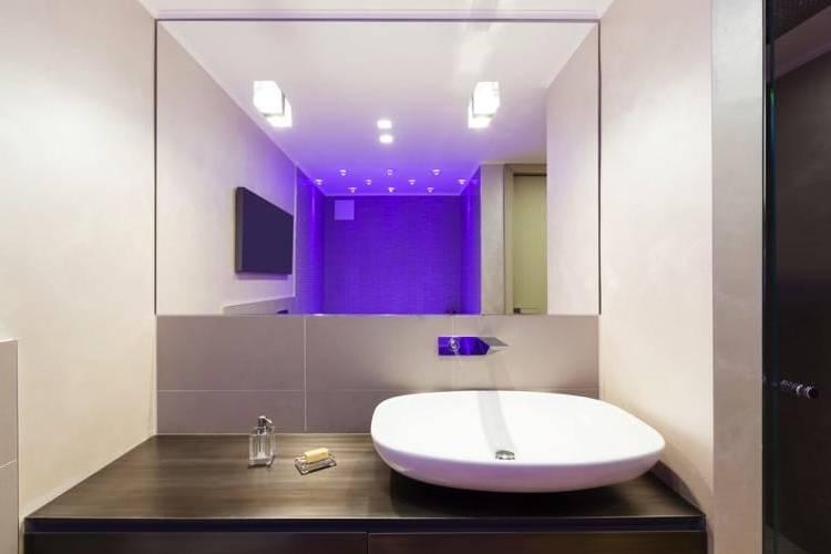 faïence violette 45