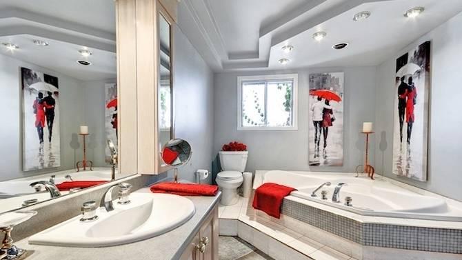 Devis rénovation de salle de bain moderne