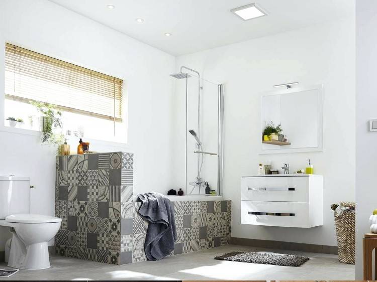 tendance carrelage salle de bain nouveau 20 luxe moderne