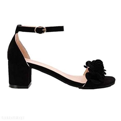 5 pompes | maille de coupe des chaussures à talon