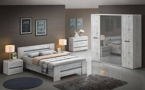 DIVA BED LIGHT 1; DIVA BEDROOM SET 3D
