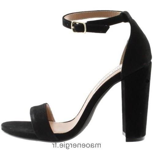 SOLINE Babies à talon carré chaussures Femme confortable et souple fabriqué en Espagne marque Maria Jean
