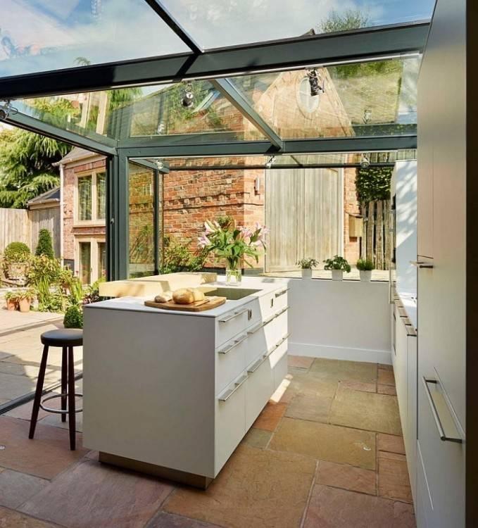 Aménager la cuisine extérieure parfaite pour les jours d'été – 100 modèles que vous allez adorer