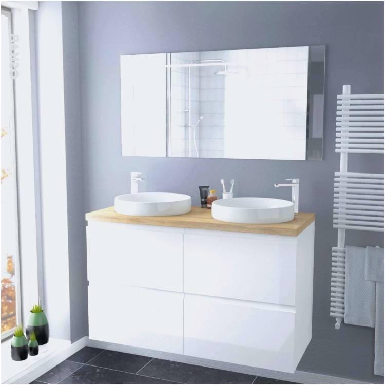 petite salle de bain moderne blanche douche baignoire Petite salle de bain moderne en 70 idées exclusives témoignant de sa polyvalence