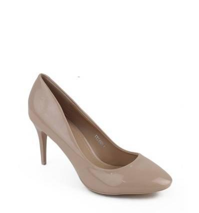 Acheter Chaussures À Talons Hauts Femmes Rouges Chaussures Rouges Rouge Blanc Beige Verni En Cuir Verni 12cm Chaussures À Talons Hauts Chaussures Ondulées