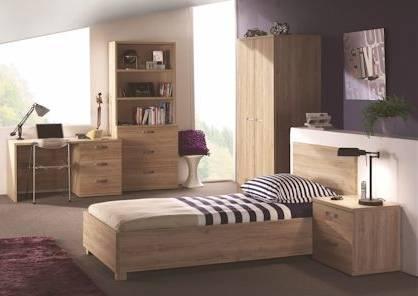 Chambre à coucher 6 pièces Nina