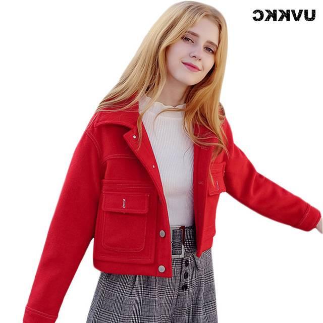 2017 Adulte Nouvelle Arrivee Manteau Femme Hiver Dessin de mode irrégulier  Moyen longue Femmes Manteau Jaune