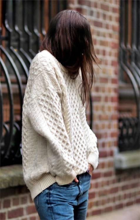 Le pull irlandais – une classique qui ne démode pas | Mode