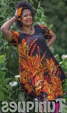 Acheter Faux Deux Pièces Gilet Robe Femmes Robes Décontractées Imprimer  Ethique Style O Cou Split Femme Longue Robe Livraison Gratuite 3/4 Manches  2017 Mode