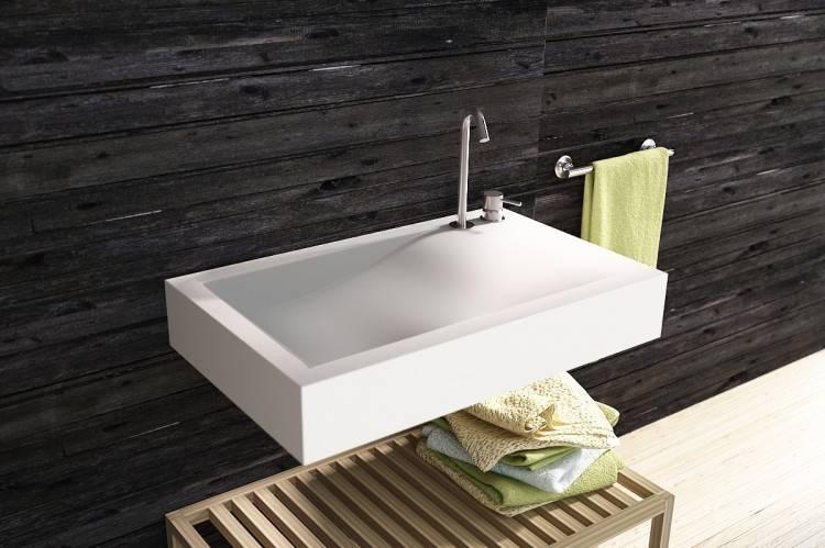 Lavabo salle de bain de design italien moderne en 35 exemples superbes