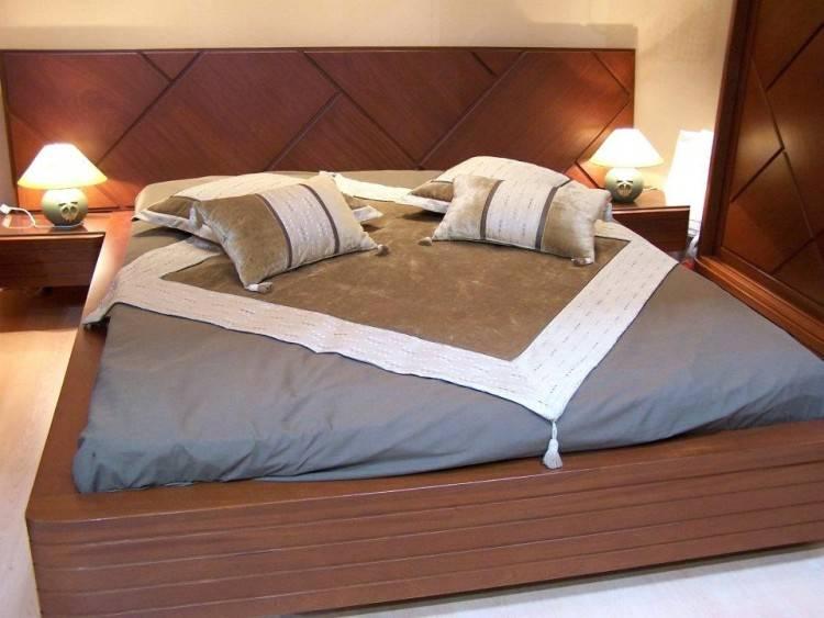 decoration chambre coucher marocaine