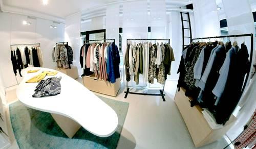 Marque Mode Femmes haut de gamme de luxe Slim rétro motif vague tricoté longue robe à