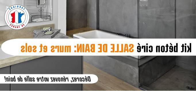meubles de salle bain bacton cirac atlantic comment faire un meuble en beton cire bains sedna