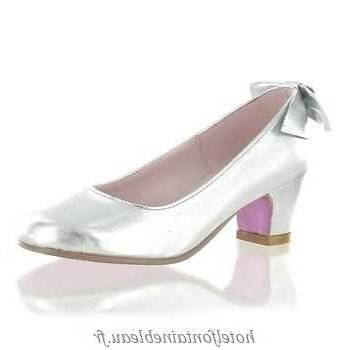 Chaussures à talon argent, Henna, de STYLESNOB