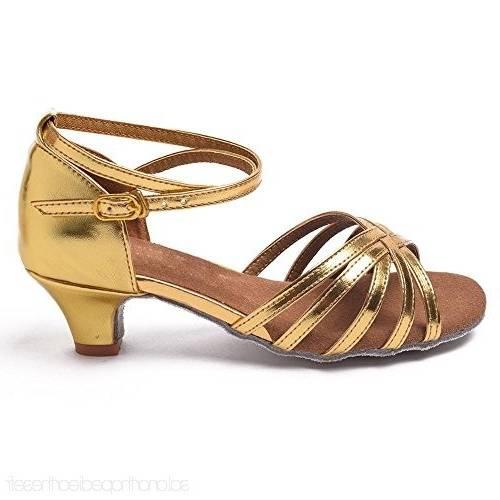 Nouvelle Arrivée de Femmes Tango/Salle De Bal/De Danse Latine Danse Chaussures À Talons Hauts Salsa Professionnel Chaussures de Danse Pour Femmes Filles