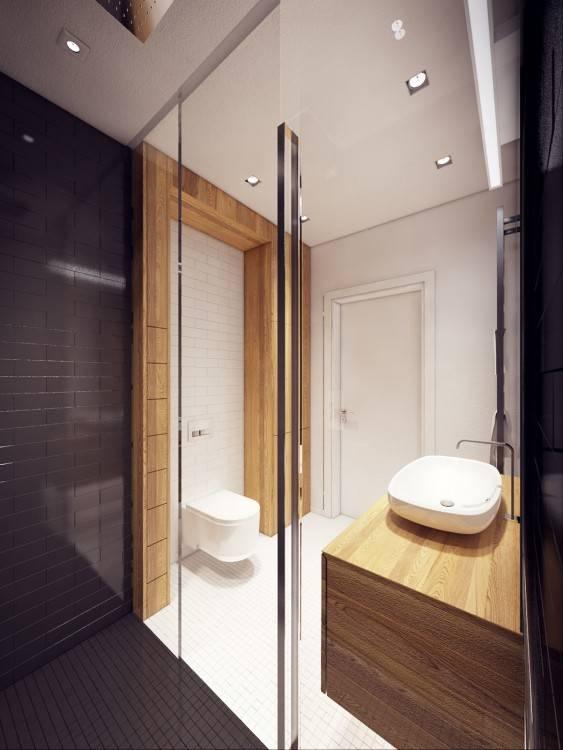 Petite Salle De Bain Moderne Con Gris Salle De Bain Moderne E Salle De Bain 1600x1000px